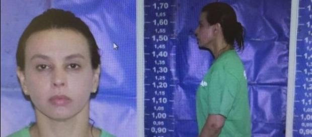 Adriana Ancelmo tirou foto com roupa de detenta