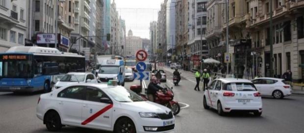 Desalojan el Primark y parte de la Gran Vía de Madrid por una ... - tribunasalamanca.com