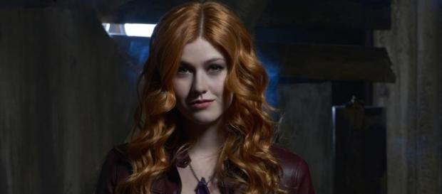 Katherine McNamara on The Mortal Instrument TV Series ... - tvguide.com