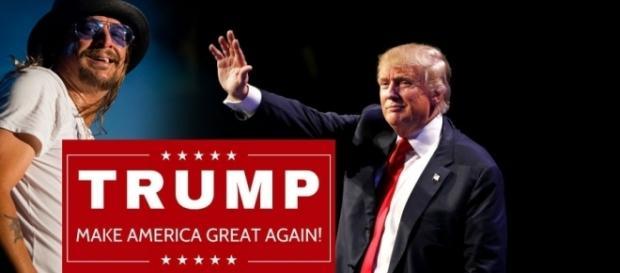 Kid Rock Endorses Donald Trump   Cultural Marxism - culturalmarxism.net