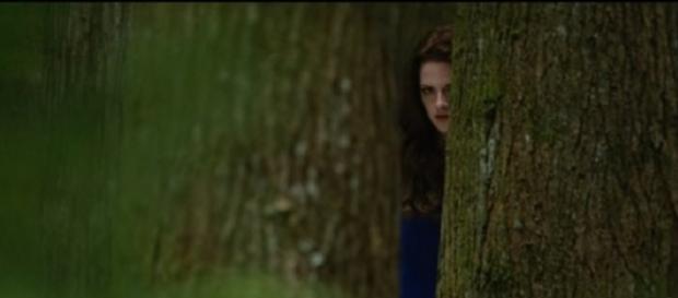 L'actrice Kristen Stewart dans Twilight