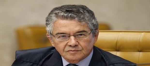 Marco Aurélio Mello: derrotado por seis votos a três