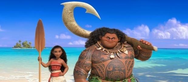 Oceania: pronto il nuovo film d'animazione firmato Walt Disney ... - fashiontimes.it