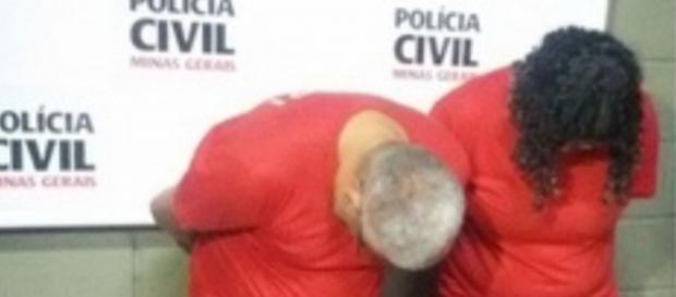 Pai e filha são presos, acusados de incesto, abuso de menores e pedofilia