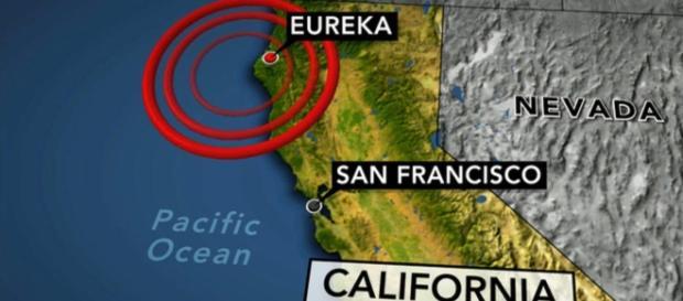 Strong earthquake hits off Northern California coast - CBS News - cbsnews.com