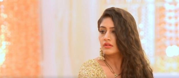 Surbhi Chanda in Star Plus Ishqbaaz (Youtube screen grab)