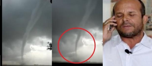 Tornado pode ter sido previsto por vidente - Youtube