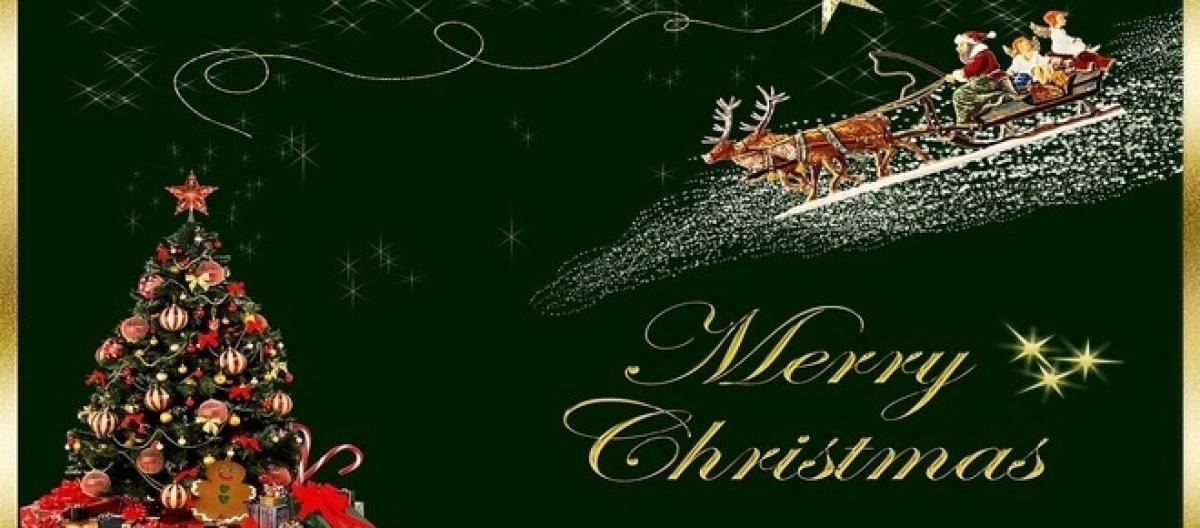 Immagini Natalizie Da Inviare Per Posta Elettronica.Frasi Natale 2016 Auguri Originali E Cartoline Da Inviare