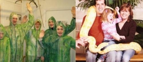 Cada família tem a sua peculiaridade