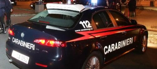 Carabinieri indagano su ennesimo lancio di sassi da cavalcavia.