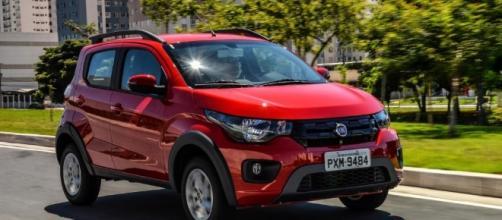 Fiat Mobi, svelata la nuova utilitaria per il mercato brasiliano ... - motorionline.com