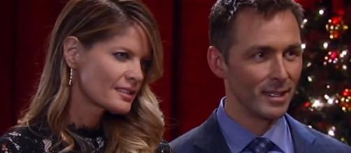 'General Hospital' Christmas spoilers - Nina and Valentin together at Wyndemere! (via YouTube Daytime99)