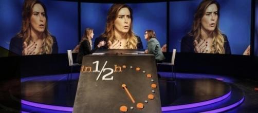 Maria Elena Boschi dalla Annunziata: 'Se vince il No lascio la politica'