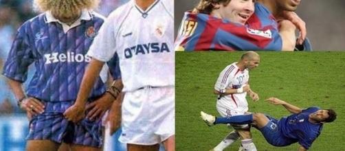 Momentos esstranhos e históricos que aconteceu no futebol