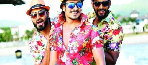 Muthappa Rai: John Jani Janardhan boasts a big ensemble cast ... - indiatimes.com