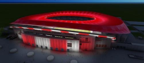 Nuevo Estadio del Atlético de Madrid: Wanda Metropolitano - mundodeportivo.com