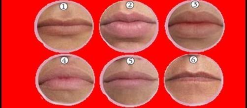 O formato dos nossos lábios revela coisas surpreendentes sobre nossa personalidade