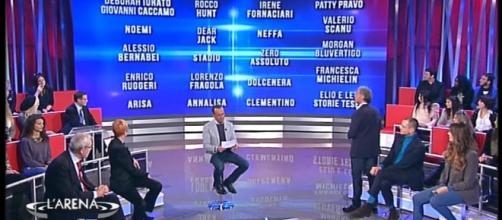 Sanremo 2017 cantanti Big in gara talent
