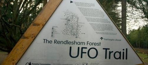 Un nuovo testimone della foresta di Rendlesham rompe il silenzio.