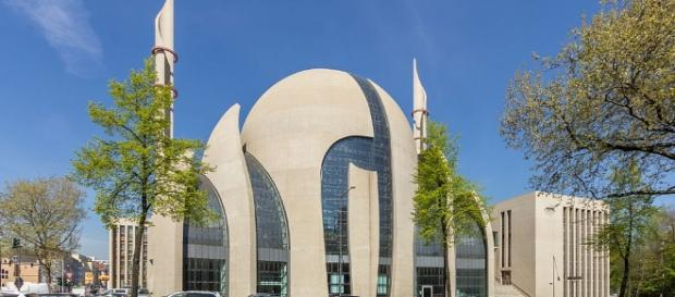 Eine Moschee in Deutschland. Wird dort spioniert? (Photo/UrhG: Blasting.News Archiv)