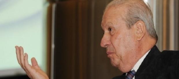 Enrique Pescarmona, dueño de IMPSA