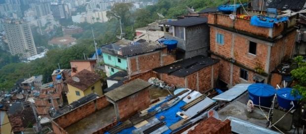 Favela do Rio de Janeiro, Brasil