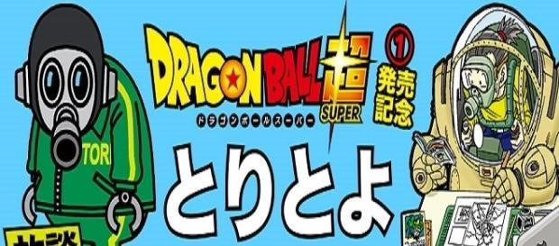 La mancuerna de ases del Manga que hacen posible Dragon Ball Super.