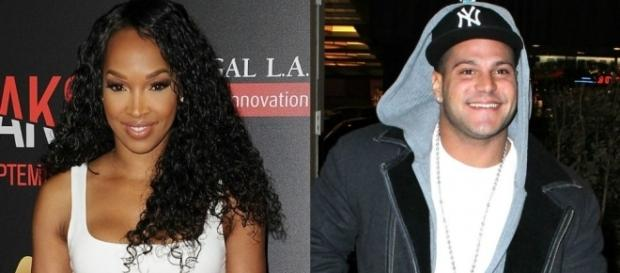 Malika Haqq and Ronnie Magro are dating - VH1 - vh1.com