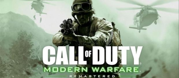 New maps coming to Call of Duty: Modern Warfare Remastered (via Activision)