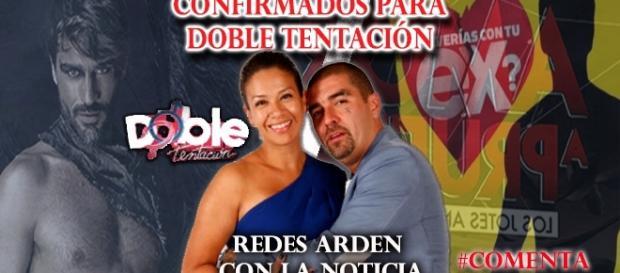 nUEVOS PARTICIPANTES DE DOBLE TENTACION