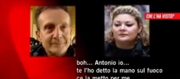 Scomparsa Roberta Ragusa, le intercettazioni tra il marito Antonio Logli e l'amante Sara Calzolaio