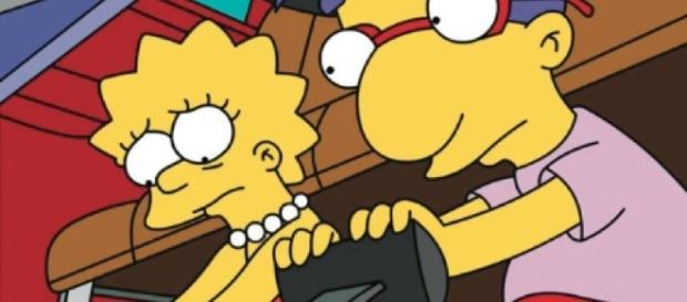 ¿Será Milhouse el novio definitivo de Lisa Simpson?