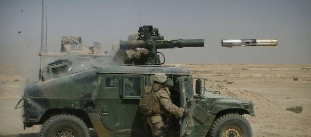 Syrische Rebellen zeigen erstmals schwere US-Waffen « DiePresse.com - diepresse.com