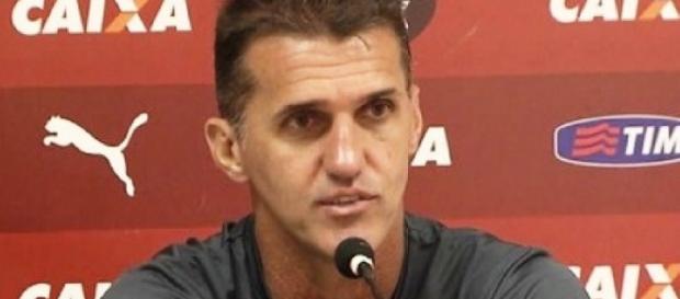 Vagner Mancini assume a Chapecoense em 2017