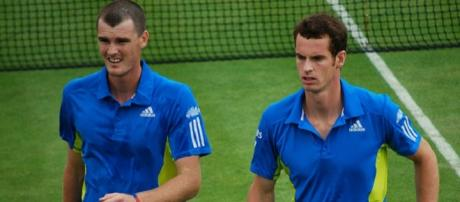 Mixed fortunes for the Murrays Down Under
