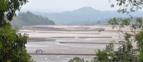 A barragem da Samarco, em Minas, volta a preocupar