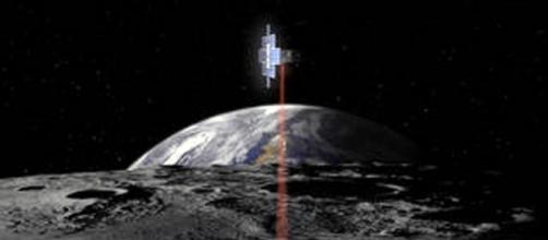 A Lanterna Lunar estuda superfícies. Foto:NASA