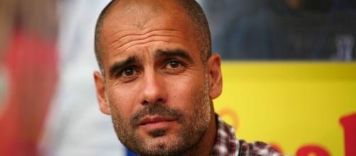 Guardiola será o treinador do Manchester City.