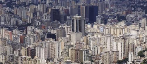 La ciudad de Caracas (Capital de Venezuela)