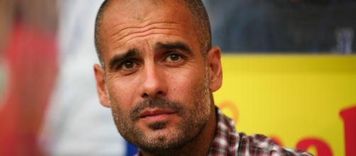Pep Guardiola, nuevo entrenador del M. City