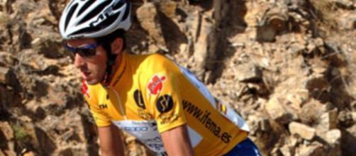 Roberto Heras alla Vuelta Espana 2005