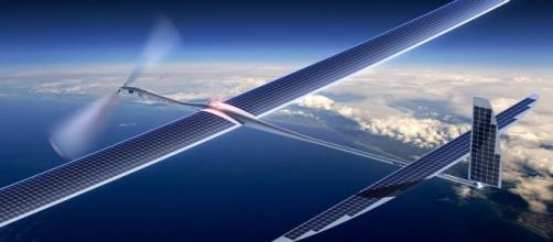 Solar 50: drone realizzato dalla Titan Aerospace