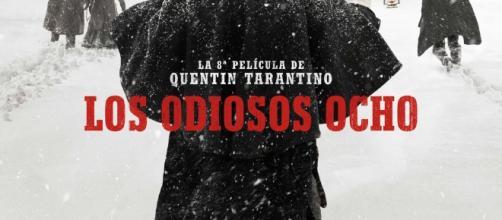 Tarantino nos deleita con un nuevo western.