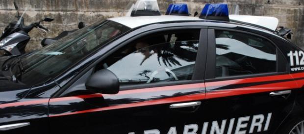Carabinieri intervengono a Pozzuoli