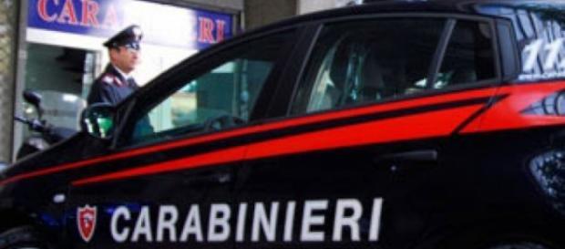 Carabinierii au arestat un șofer român beat