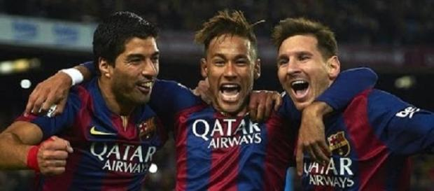 El Barça golea al Valencia 7-0.
