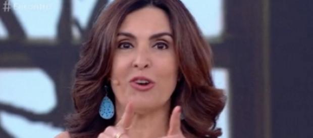 Fátima Bernardes - Foto/Reprodução: Globo