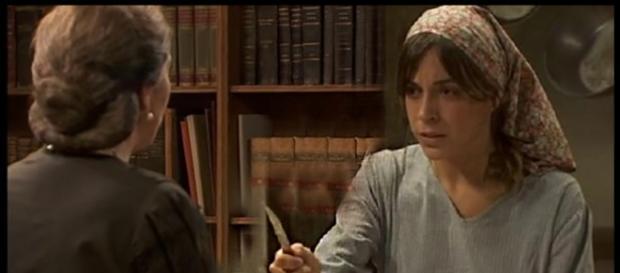 Il Segreto: Mariana minaccia Francisca
