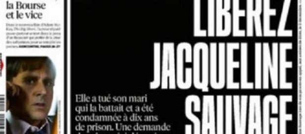 'Libération' pidiendo indulto presidencial.