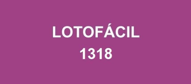 Lotofácil 1318 sorteou mais de R$ 1 milhão